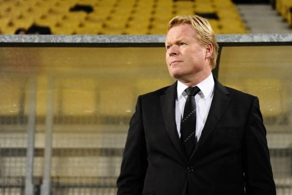 Ronald Koeman nieuwe trainer Feyenoord