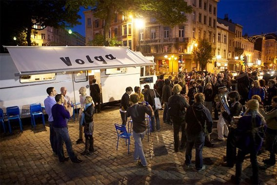 Nieuw café voor Brusselse filmliefhebbers