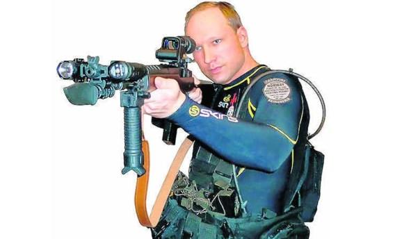 Noors politieteam gaat daden Breivik jaar lang onderzoeken