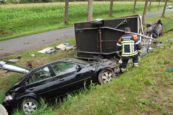 Mannen vaker betrokken bij zware verkeersongevallen dan vrouwen