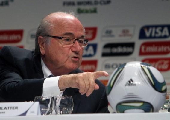 Sepp Blatter: 'Brazilië wordt meest buitengewone WK ooit'