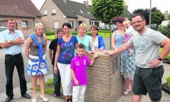 Veel bewoners van de Lane in Veldegem hebben de beving gevoeld. mvn