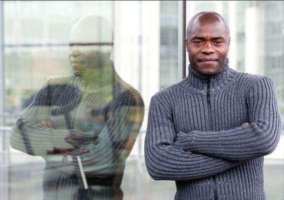 Ex-voetballer Mbo Mpenza kandidaat verkiezingen