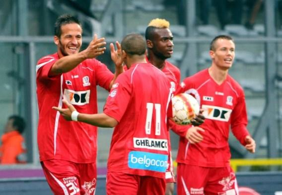 Eerste puntje voor AA Gent en Beerschot