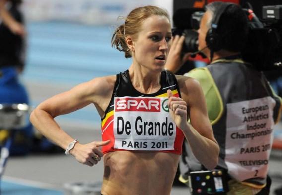 Atlete Lindsey De Grande heeft leukemie