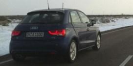 Audi A1 Sportback: verrassing