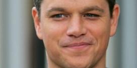 Matt Damon for president?