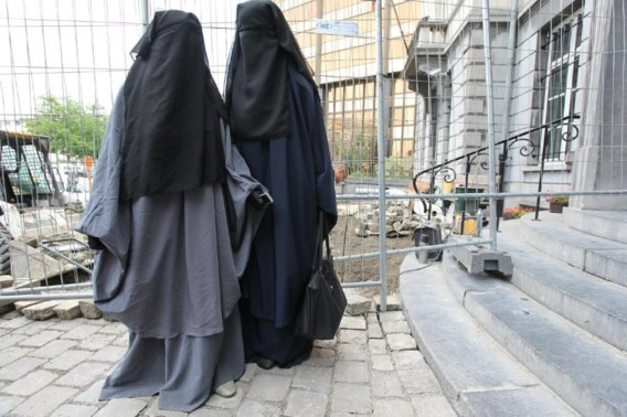 Vlaams Belang: 'Politie wil boerka-actievoerders oppakken'