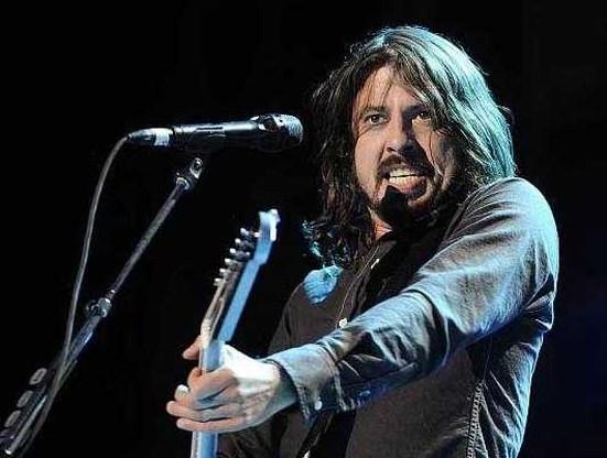 Foo Fighters eerste headliner Pukkelpop