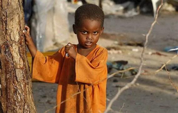 Hongersnood treft zesde regio in Somalië