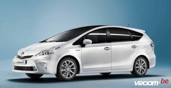 Toyota Prius +: hybride voor de familie