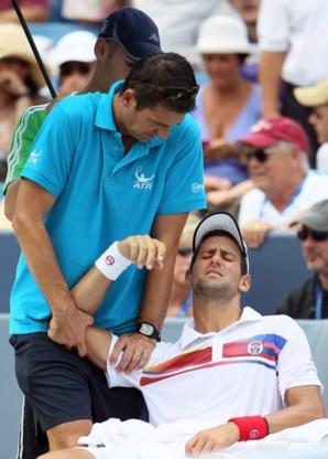 Djokovic niet ongerust voor US Open na opgave in Cincinnati