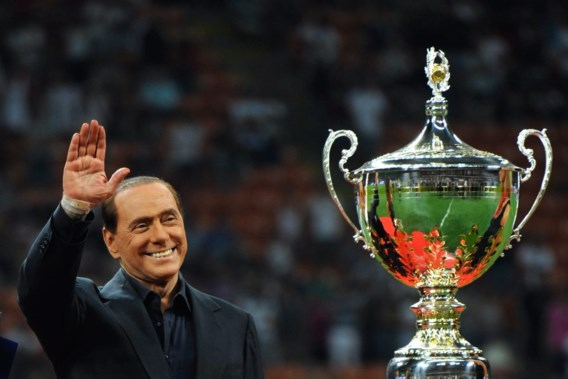 AC Milan wint Trofee Luigi Berlusconi