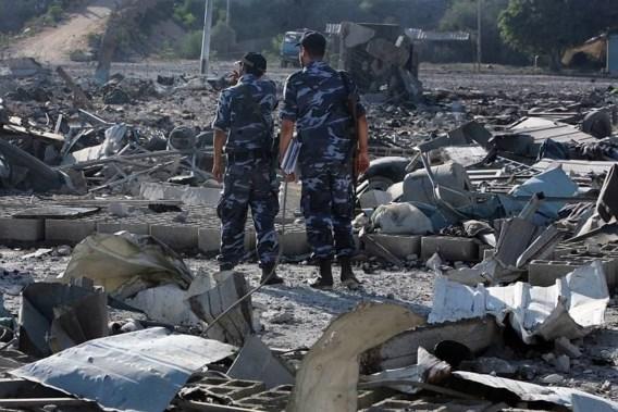 Hamasstrijders in Gaza akkoord met staakt-het-vuren