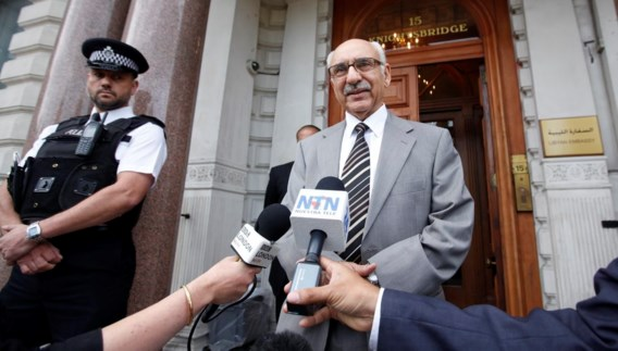 Nationale Overgangsraad: 'Kadhafi levend vangen'
