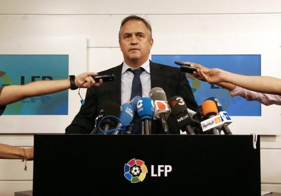 Spaanse voetbalstaking eindelijk van de baan