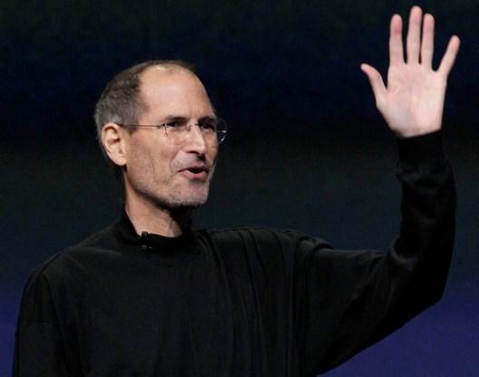 Steve Jobs 'stierf vredig in bijzijn van familie'
