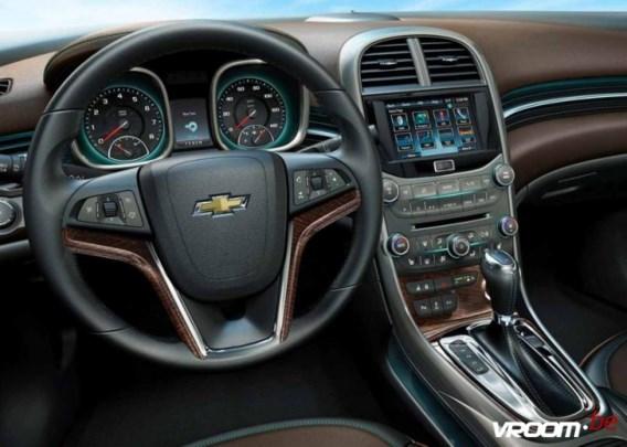 Chevrolet Malibu: Amerikaanse invasie