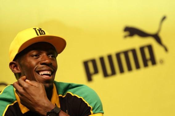 Bolt: 'Ik wil een legende worden'