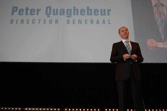 Directeur-generaal Peter Quaghebeur verlaat VMMa