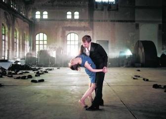 Tussen de troost van tango en de horror van het slagveld.armin smailovic