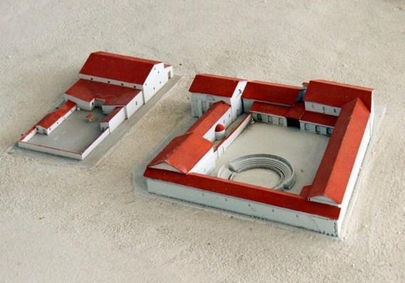 Romeinse gladiatorschool is 'uniek'