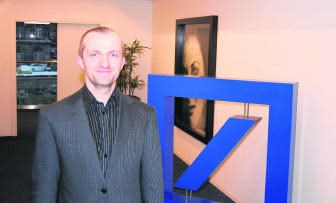 Jiri Baert, verantwoordelijke beleggingsfondsen Deutsche Bank.rr