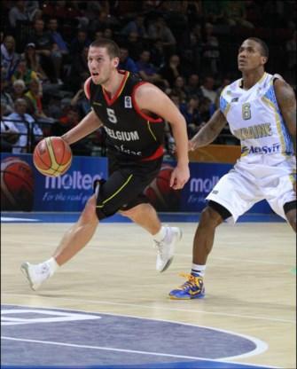Belgian Lions verliezen alle wedstrijden op EK basketbal