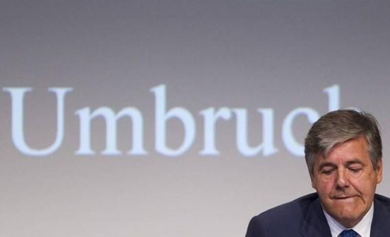 Topman Deutsche Bank voelt sfeer van post-Lehman-crisis