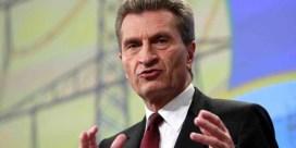 'Vlaggen van EU-lidstaten met begrotingstekort moeten halfstok hangen'