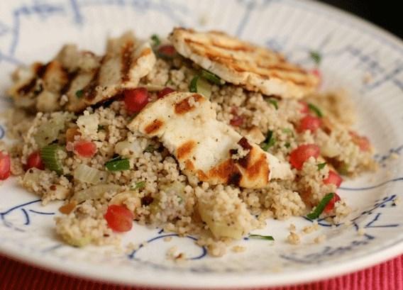 Herfstige couscous