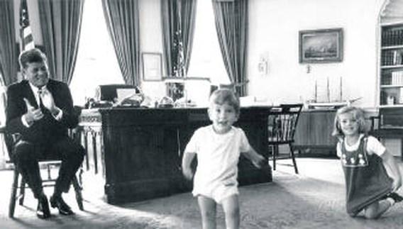 'Ik was altijd een risico voor Kennedy'