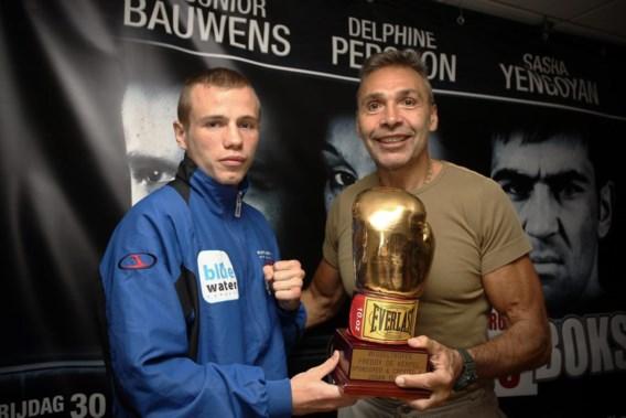 Junior Bauwens krijgt Trofee Freddy De Kerpel