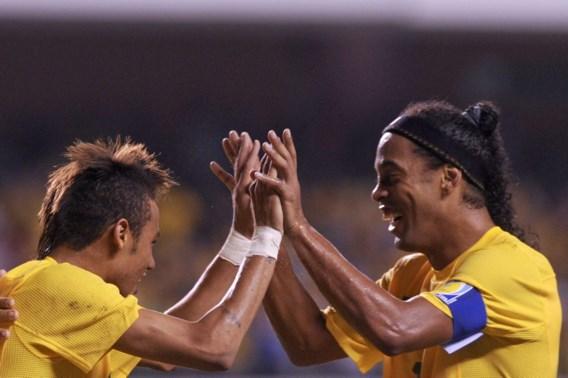 Neymar en Ronaldinho in Braziliaanse preselectie voor Olympische Spelen