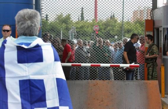 Griekenland bevestigt missen begrotingsdoelen