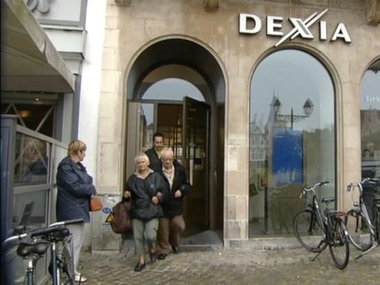 Gewesten vechten voor drie aparte Dexia's