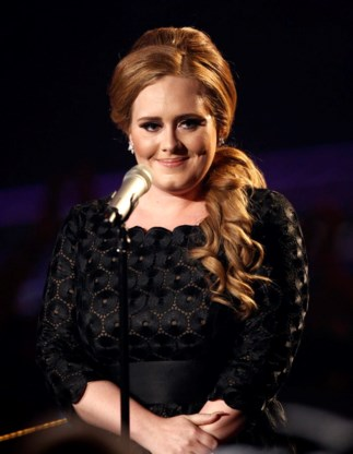 Adele op één in Top Wijftig