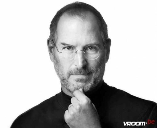 Steve Jobs: de man die zonder nummerplaat reed