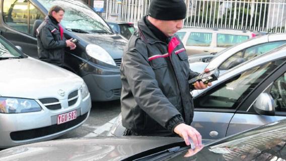 Gentenaars proberen op allerhande manieren hun parkeerretributie niet te betalen. Frederiek Van de Velde