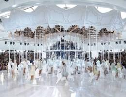 VIDEO. De sprookjesachtige wereld van Louis Vuitton