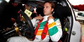 Pieter Tsjoen halfweg heer en meester in TAC Rally