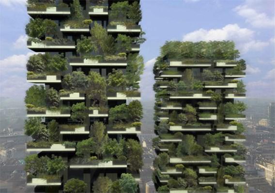 Milaan introduceert een verticaal bos