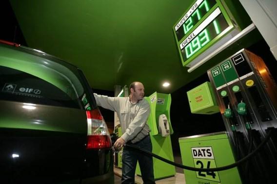 Benzineprijzen op nieuwe recordhoogte
