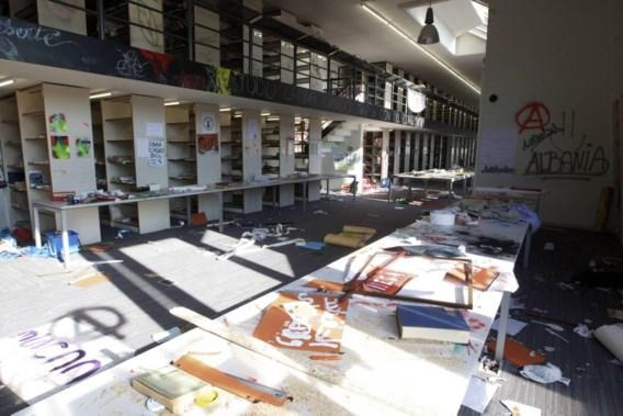 HUB-directeur verontwaardigd over vernielingen door Indignados