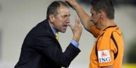 Sportcomité KBVB neemt nog geen beslissing in dossier STVV-coach Franky Van Der Elst