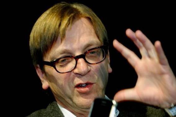 Verhofstadt: 'Ik zal Willy missen'