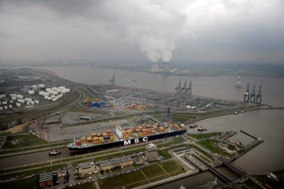 Bouw Antwerpse Deurganckdoksluis begonnen