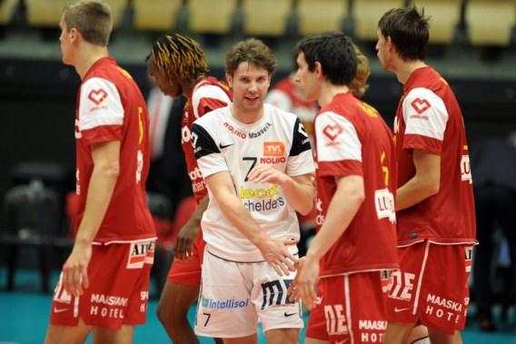Maaseik zet grote stap richting volleybalfinale