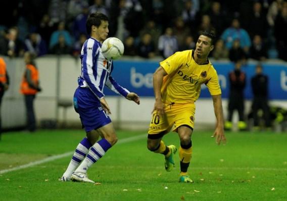 AA Gent voorbij Club Brugge na strafschoppen