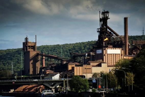 Werkonderbreking door problemen met sanitair bij ArcelorMittal in Luik